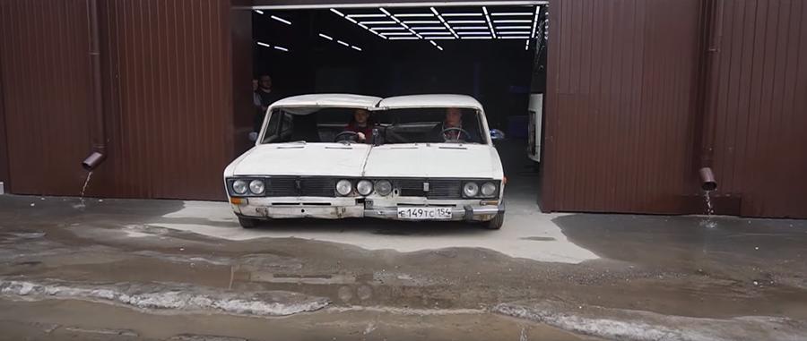 裁自Garage 54影片
