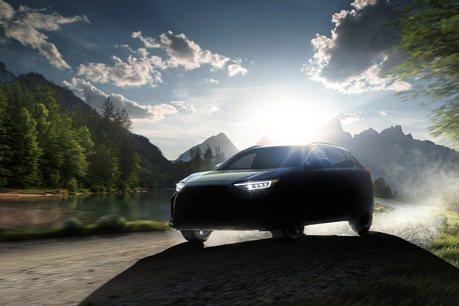 豐田、速霸陸連手打造 全新Subaru Solterra純電休旅預告圖首度公開!