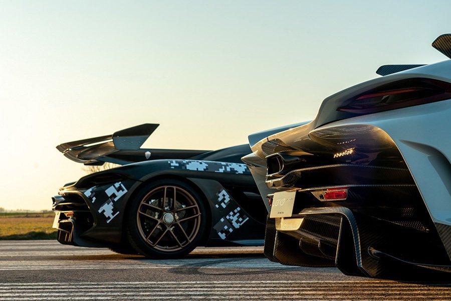Koenigsegg提供