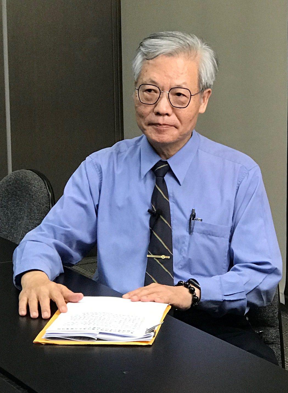 世豐電力總經理李錦浚。   圖/世豐電力公司提供