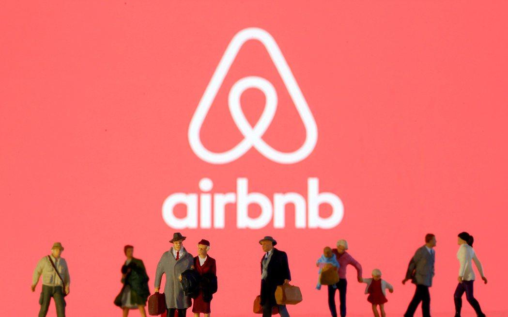 民宿訂房網站Airbnb上季營收優於預期。路透