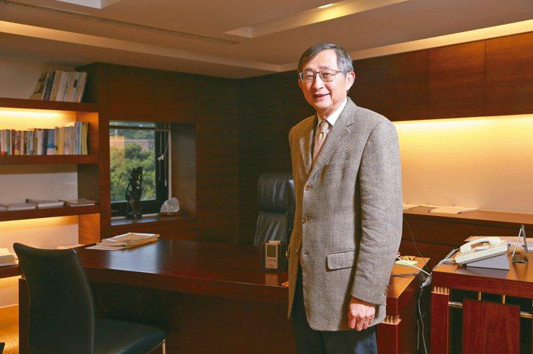 陽明交大公衛所兼任教授張鴻仁。圖/聯合報系資料照片