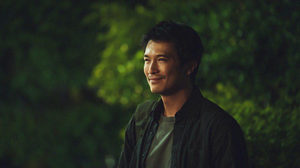 邱澤以「當男人戀愛時」順利入圍台北電影獎影帝。圖/金盞花大影業提供