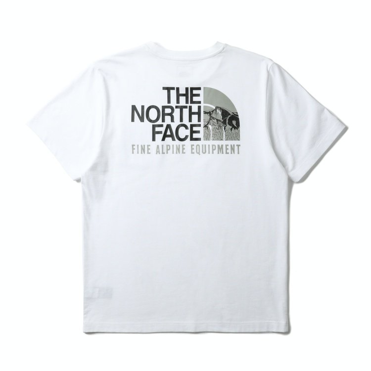 The North Face男裝T恤1,780元。圖/The North Fac...