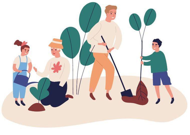 除了當志工,也鼓勵長者再就業及青銀共居。圖/123RF