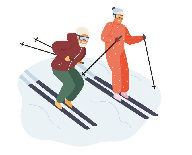 長者可以大膽嘗試登山、勁歌熱舞,別讓刻板印象阻止樂齡生活的各種可能。圖/123R...