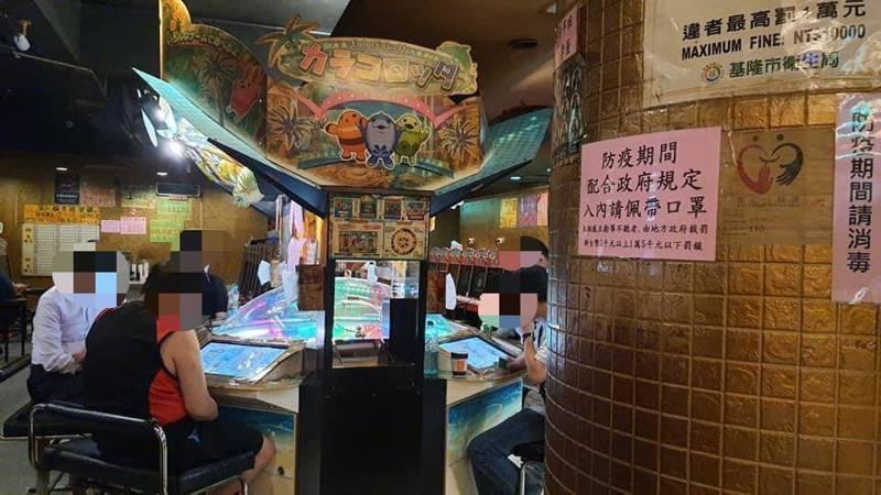 比照雙北,林右昌宣布今晚12時起八大行暫停營業。圖/基隆市政府提供