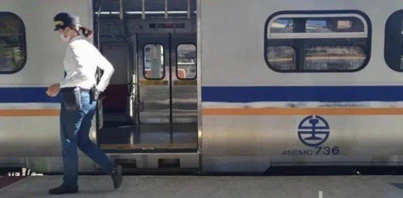 台鐵區間車示意圖。聯合報系資料照