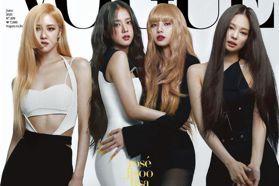 BLACKPINK全員再度登上時尚雜誌封面 Rosé加碼獨挑大樑辣拍Tiffany & Co.畫報