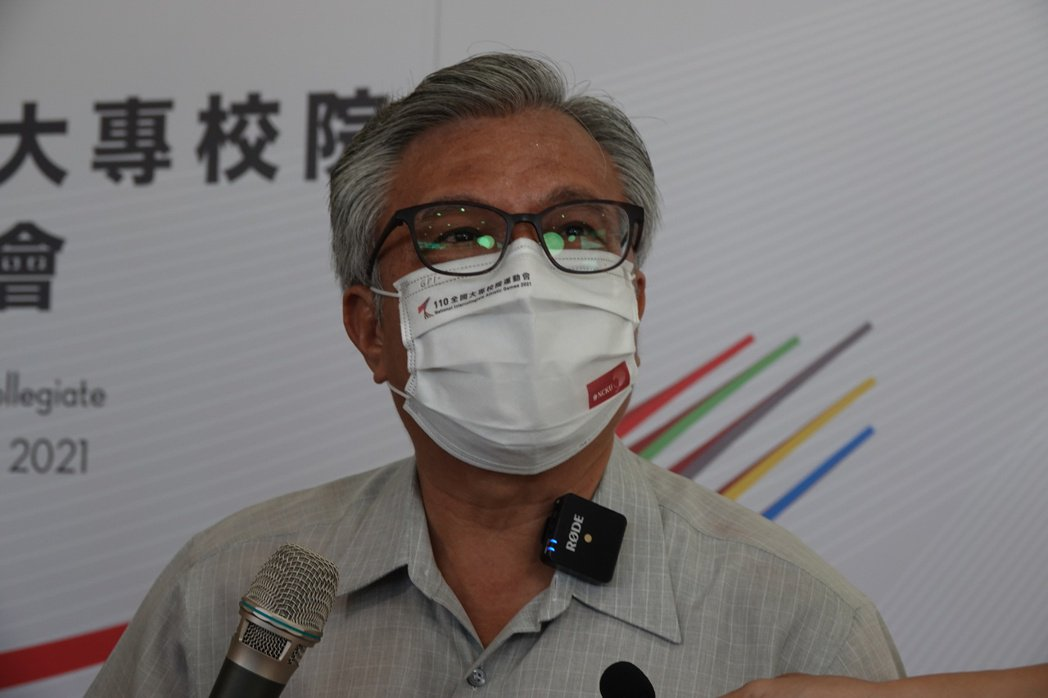 全大運發言人李俊璋。
