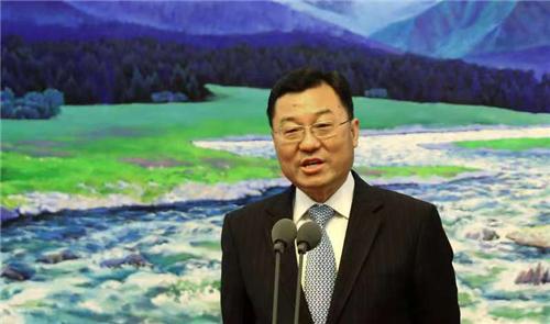 大陸外交部副部長謝鋒。圖:大陸外交部網站