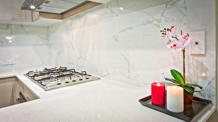 廚房的防水層千萬別為了省錢而省略。圖/摘自pexels