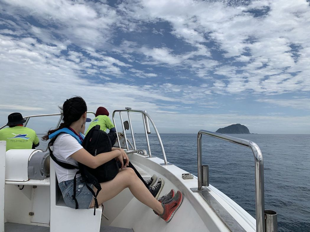 基隆宣布暫停娛樂漁船載客出航,登島、海釣、潛水都停了。圖/產發處提供