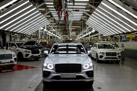 Bentley公布今年首季財報 證明有錢人還是需要新玩具的!