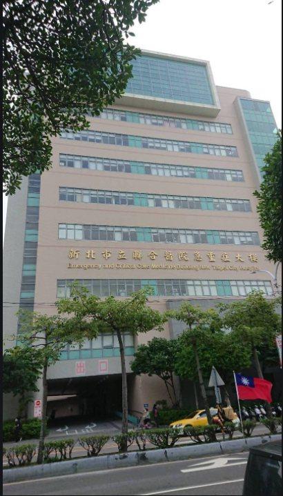 一名確診者住院後才坦承女友在萬華茶室工作,三重聯合醫院緊急關閉急診室2日。圖/報系資料照