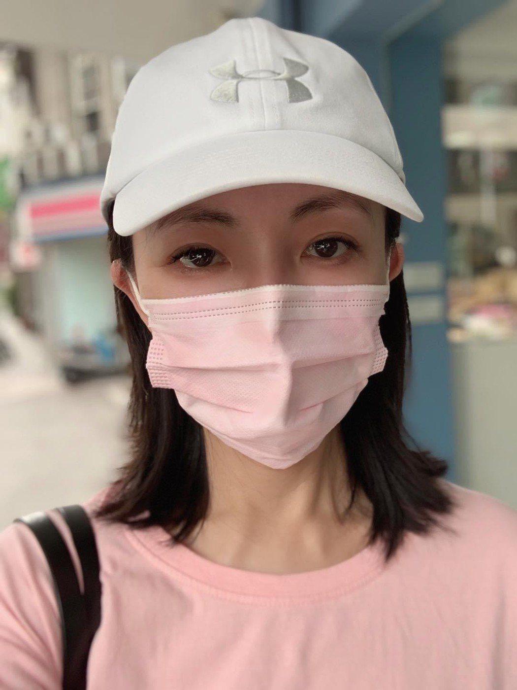 郭昱晴演出的戲劇 「北區人醫會牙助的故事」宣布停拍。圖/摘自臉書