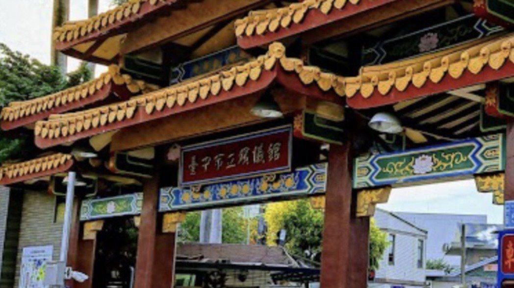 台中市民政局還在評估是否全面取消公祭。圖/台中民政局提供