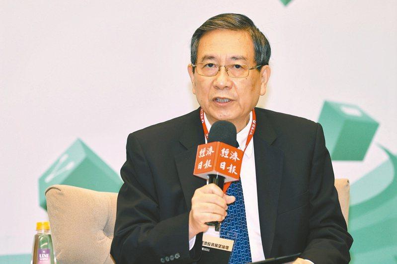 元大寶華經濟研究院院長梁國源,如果疫情很快控制,台灣經濟成長或許影響不大,若未能控制,情勢可能改觀。圖/聯合報系資料照片