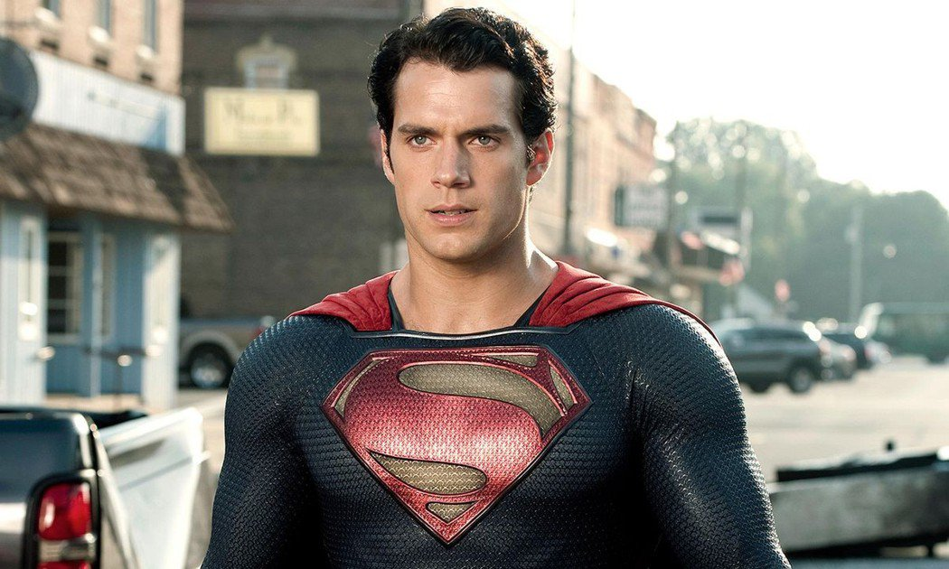 亨利卡維爾飾演超人,受到不少觀眾喜愛。圖/摘自imdb