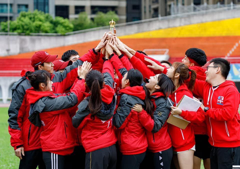 江宏傑是「全明星運動會2」紅隊的領隊。 圖/擷自江宏傑臉書