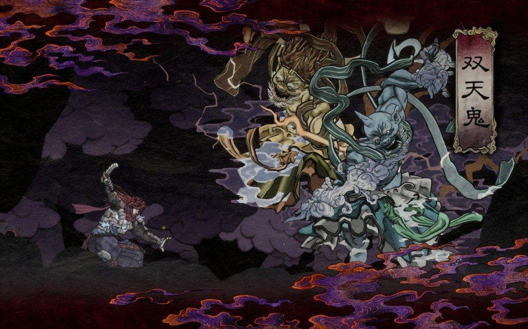 雙天鬼的某種攻擊吃了直接2000傷(遊戲基礎是1000血)