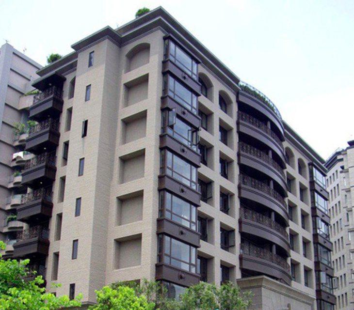 信義區豪宅「國泰信義富鼎」成無今年最轉豪宅標的。(圖/台屋提供)