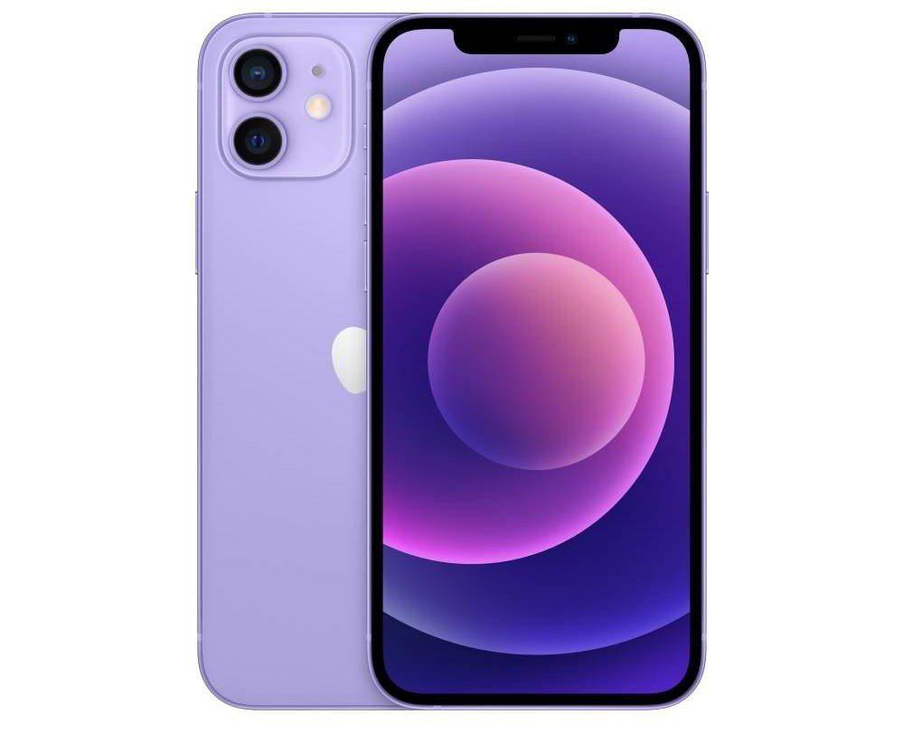 蝦皮購物「5.18月中狂購節」iPhone 12 128GB紫色新機,1,818...