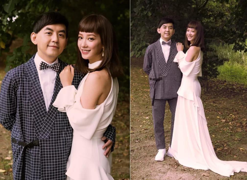黃子佼和孟耿如早就拍好婚紗。圖/永恆婚顧提供