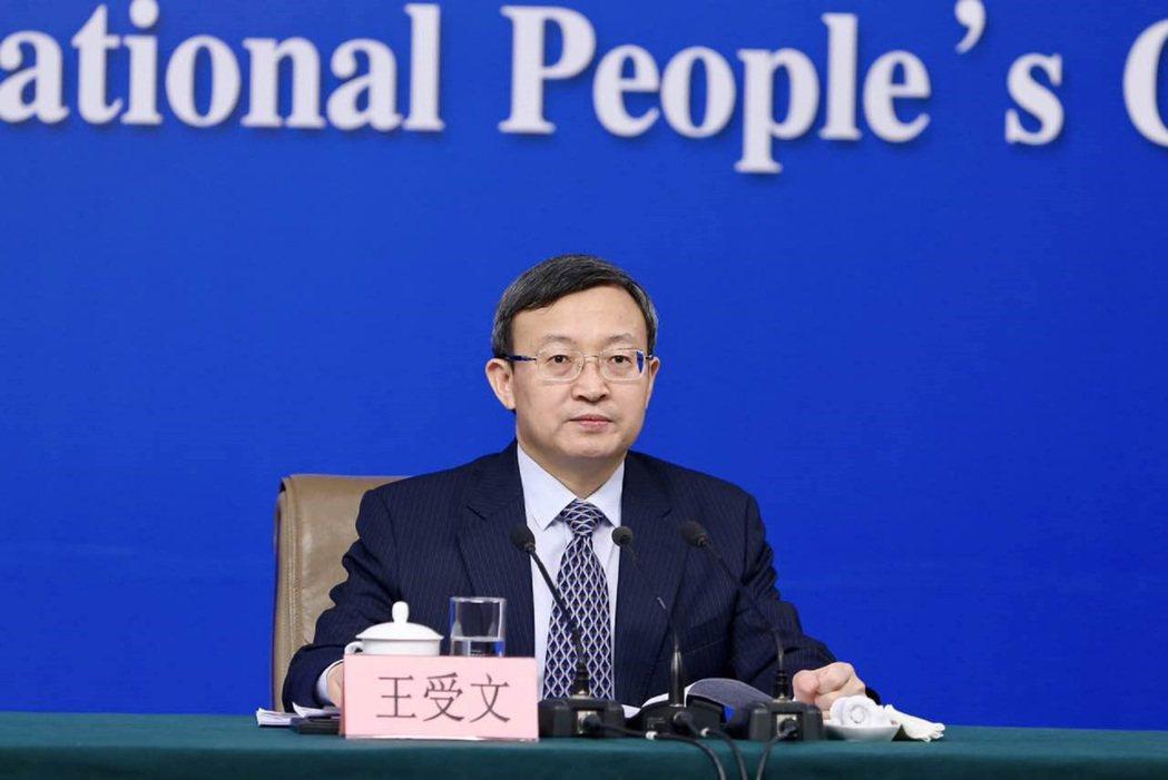 大陸商務部副部長兼國際貿易談判副代表王受文。中國證券報