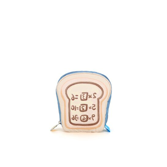 記憶吐司小物包,2,350元。圖/LeSportsac提供