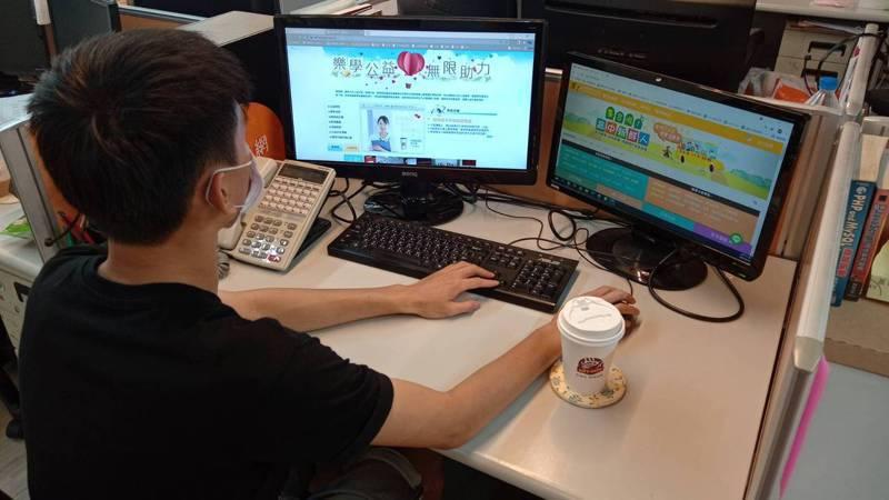 樂學網挺醫護送出千杯咖啡給現役護理師及提供完整國考重點複習,指考正課影片課程也受理申請。圖/樂學網提供