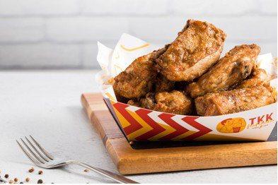 頂呱呱推出一斤雞外送方案,每份220元。圖/頂呱呱提供