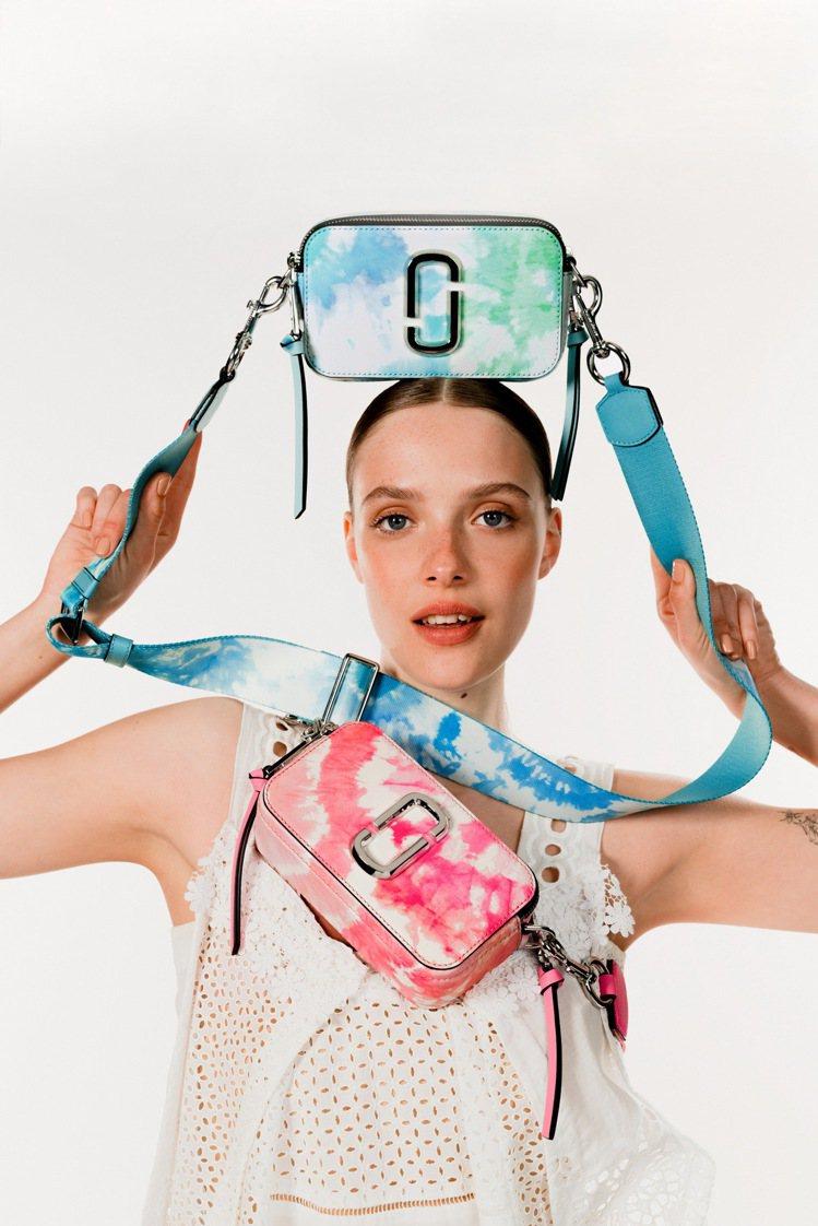Marc Jacobs推出渲染系列新品。圖/Marc Jacobs提供