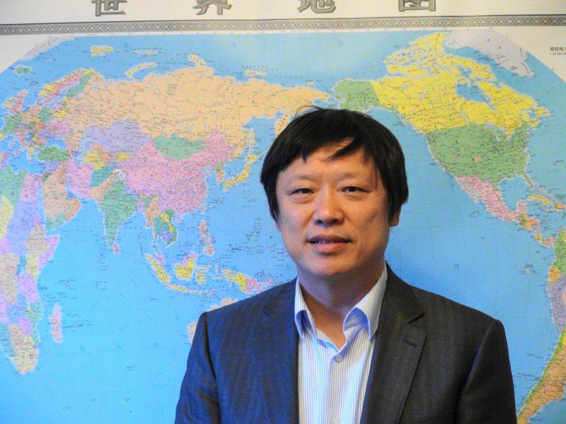 環球時報總編輯胡錫進。(本報資料照片)