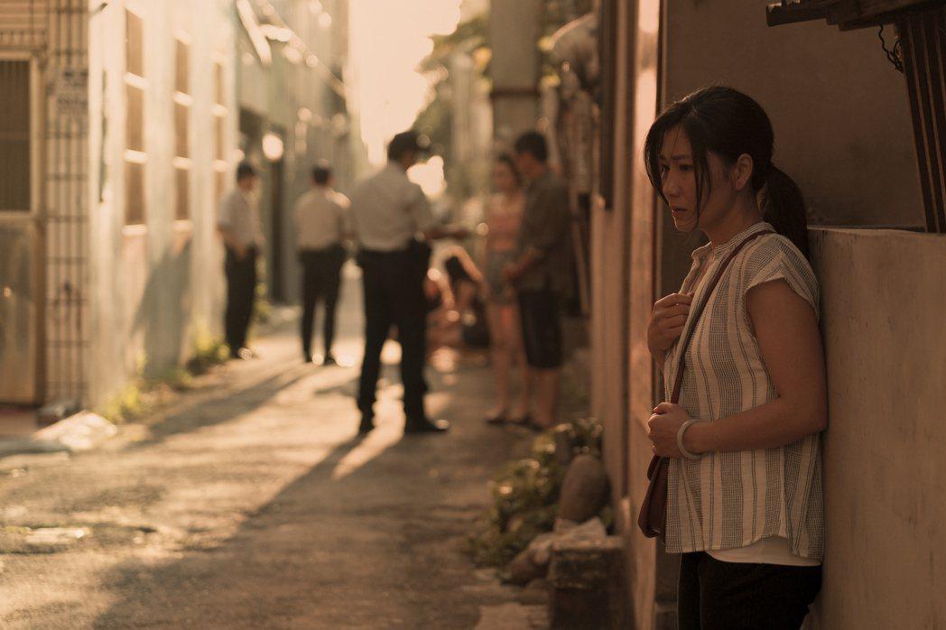 來自越南的新住民演員阮安妮。圖/傳影提供