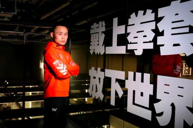 張方勇今年獲勞倫斯世界體育獎「最佳體育時刻」獎提名。圖/取自南方人物周刊