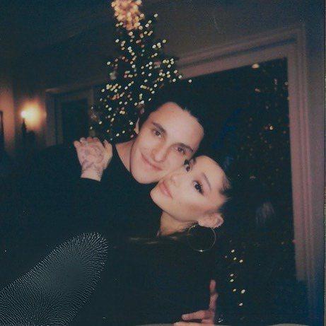 亞莉安娜與男友道爾頓戈梅茲低調結婚。 圖/擷自亞莉安娜IG