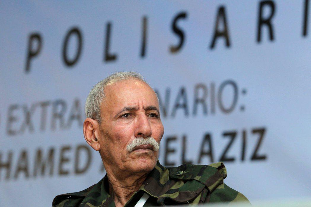 現年71歲的加利,是西撒哈拉獨立武裝「波利薩里奧陣線」的秘書長,也是「撒哈拉威阿...