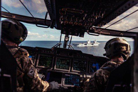 「20年來的爭議與野心將轉換成一段皇家海軍能夠聚焦成果的時代。」 圖/英國皇家海...