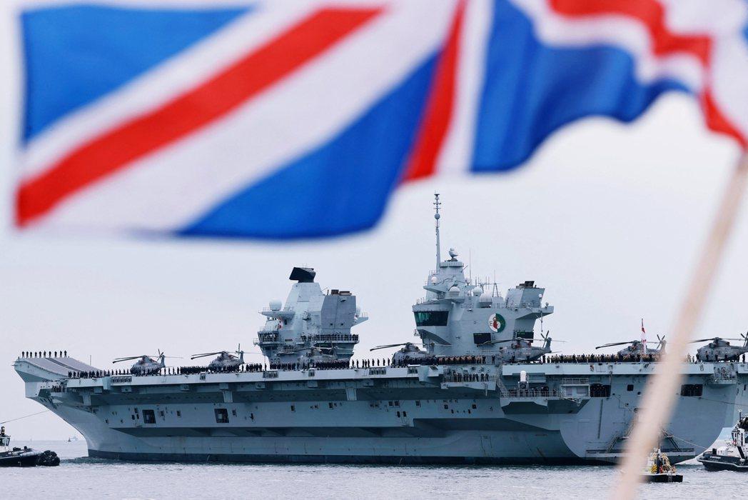 歐洲海軍的長程投射能力有限,未來若要進行軍事行動勢必是以聯盟方式進行,等同是伊莉...