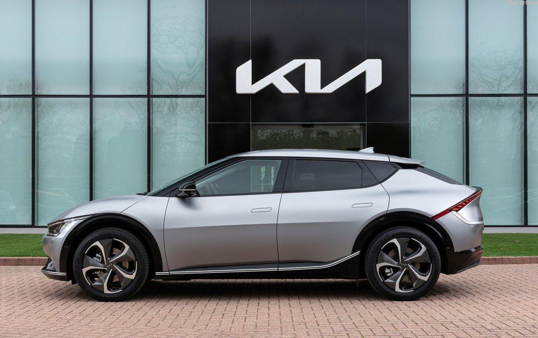 全新Kia EV6在自家韓國市場已接到破三萬張訂單,日前已提早結束當地的預售活動...