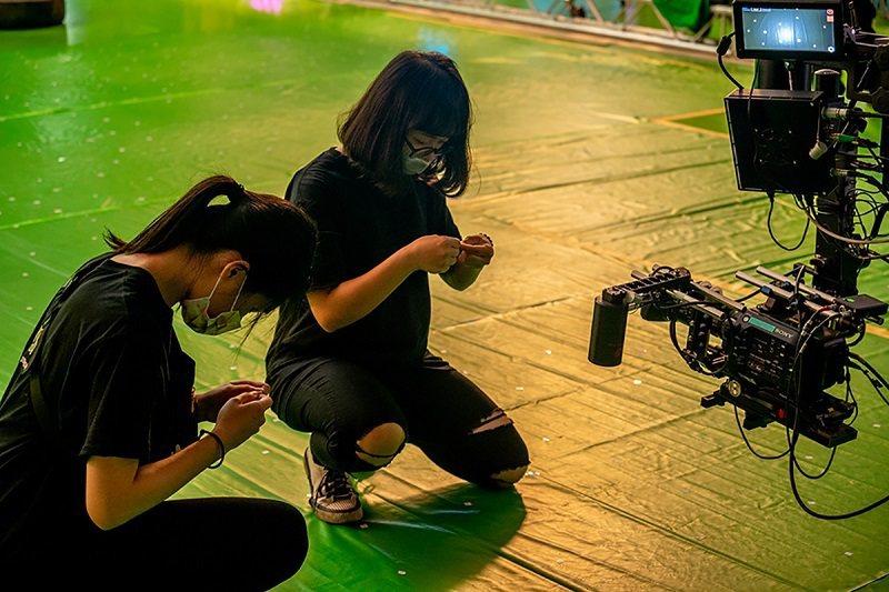 數媒系學生可透過與夢想動畫產學合作的參與及觀摩,提升影視製作實務經驗。 嶺東科大...