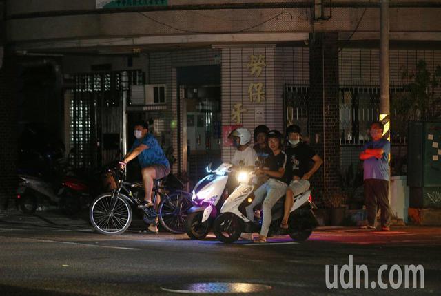 台電昨天再分區限電。記者劉學聖/攝影