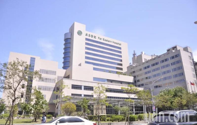亞東醫院傳出院內被感染的1名病患不幸死亡。記者張哲郢/攝影