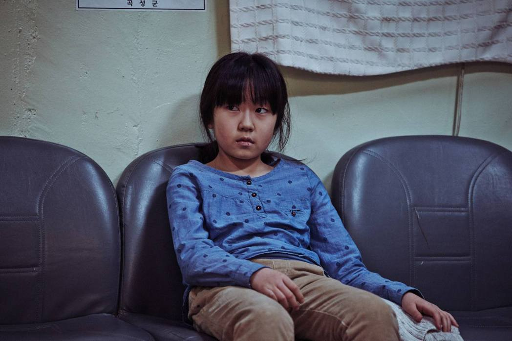 金歡熙當年演出被鬼附身的小女孩。圖/摘自IG