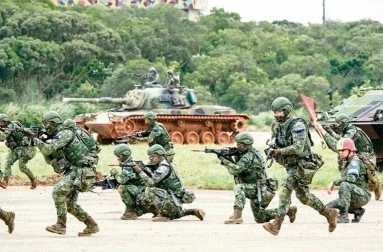 軍方提出接訓軍事訓練役男防疫作法。圖為示意。圖/本報資料照