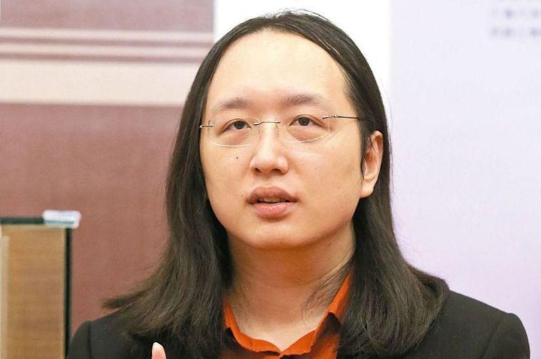 行政院政務委員唐鳳。報系資料照片