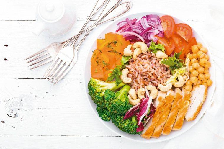 防疫期間要吃對6大類食物。圖╱123RF