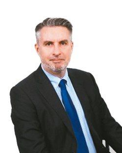 ICMA永續金融負責人Nicholas Pfaff。櫃買/提供