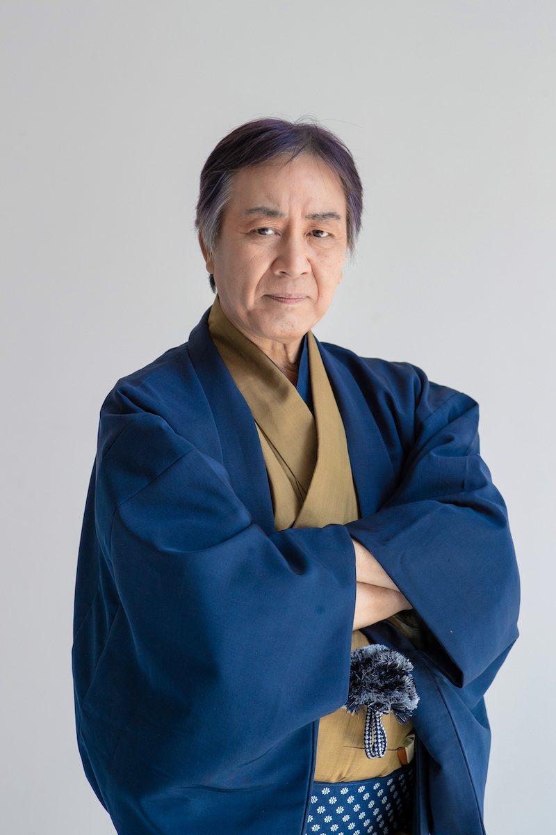 田村亮發文哀悼已逝的哥哥田村正和。 圖/擷自田村亮官方網頁